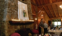 Fall Wedding at the Lodge