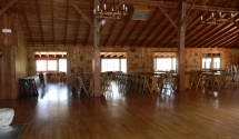 Lodge Dining Area - Great space for your guests to enjoy your party