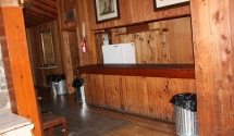 Lodge Bar - Perfect area to serve your guests